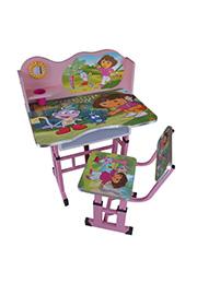 Парта+стульчик для дошкольника /97661/