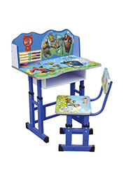 Парта+стульчик для дошкольника /97678/