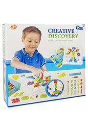 Конструктор-мозаика Creative Discovery /18451/