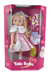 Кукла с аксессуарами Yale Bella /54777/