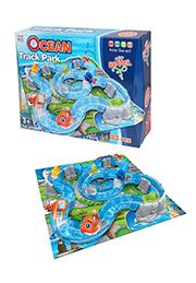 Pista de apă OCEAN Track Park /20681/