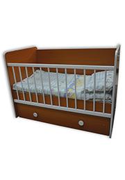 Кроватка детская SILVER Bambini