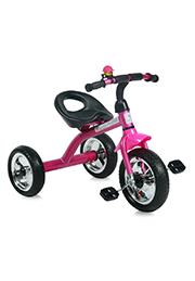 Трицикл Lorelli A-28 Pink/Black