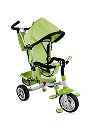 Tricicleta Lorelli B-302A Green&Grey