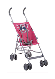 Carucior p/u copii Lorelli FLASH Pink Kitty