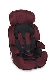 Scaun auto 9-36 kg Lorelli IRIS Isofix Red&Black