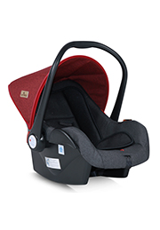 Scaun auto 0-13 kg Lorelli LIFESAVER Black&Red