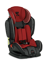 Scaun auto 9-36 kg Lorelli MAGIC+SPS Premium Black&Red