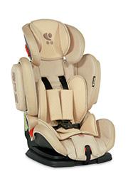Автокресло 9-36 kg Lorelli MAGIC+SPS Premium Beige