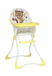 Scaun de masa Lorelli MARCEL Yellow Fairy Bear