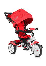 Трицикл Lorelli NEO AIR Red