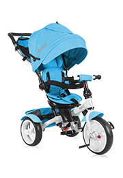 Трицикл Lorelli NEO AIR Light Blue