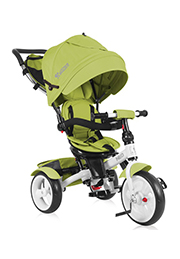 Трицикл Lorelli NEO AIR Light Green