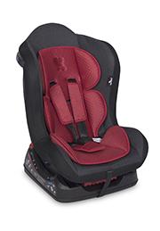 Автокресло 0-18 кг Lorelli SATURN Black&Red 2018