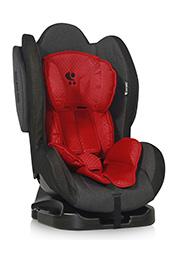 Scaun auto 0-25 kg Lorelli SIGMA+SPS Red&Black 2018