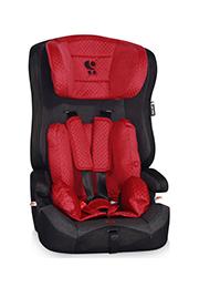 Автокресло 9-36 kg Lorelli SOLERO Isofix Red&Black 2018