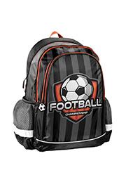 """Rucsac scolar """"Football"""", PASO /18-081FB/"""