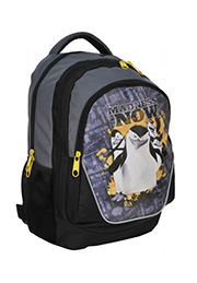 "Rucsac scolar ""The Penguins of Madagascar"" PASO /18720/"