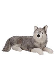 Собака хаски большая, 70 см /40230/