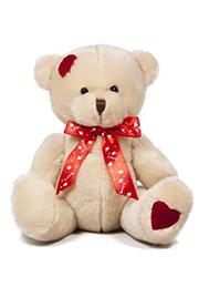 Ursuleț cu inima, 20 cm /60114/