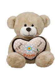 Ursuleț cu inima, 27 cm /70149/