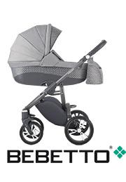 Универсальные коляски BEBETTO