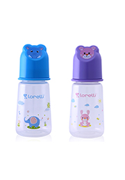 Бутылочка для кормления 125 ml Lorelli ANIMALS /1020075/