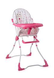 Scaun de masa Lorelli MARCEL Pink Girl