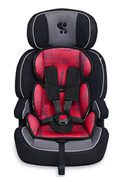 Автокресло 9-36 kg Lorelli NAVIGATOR Black&Red CITIES