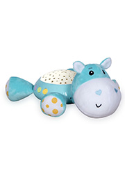Проектор-ночник Lorelli Night Light HIPPO /10280140001/