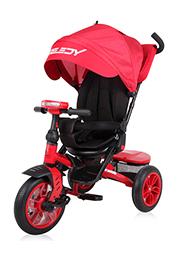 Tricikleta Lorelli SPEEDY Red&Black