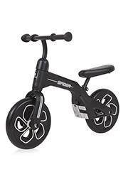 Bicicleta fără pedale Lorelli SPIDER Black