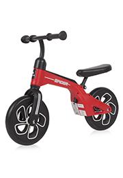 Bicicleta fără pedale Lorelli SPIDER Red