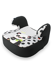Автокресло-бустер 15-36 kg TOPO COMFORT Black&White Panda