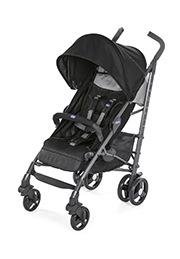 Carucior p/u copii CHICCO Lite Way Top Jet Black