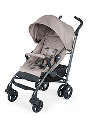 Carucior p/u copii CHICCO Lite Way Top Dark Beige