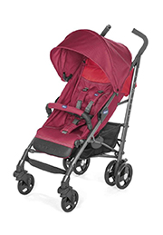 Carucior p/u copii CHICCO Lite Way Top Red Berry