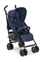 Carucior p/u copii CHICCO London Blue Passion