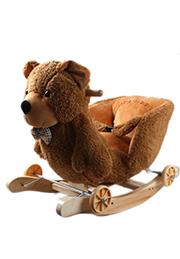 Кресло-качалка для малышей МИШКА /55062/