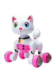 Интерактивная робот-кошка на Р/У /121137/