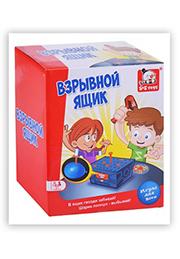 Настольная игра ВЗРЫВНОЙ ЯЩИК /537211/