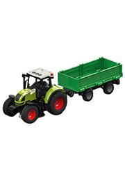 Модель трактора, металл, масштаб 1:16 /941476/