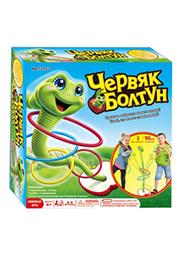 Настольная игра ЧЕРВЯК БОЛТУН /786717/