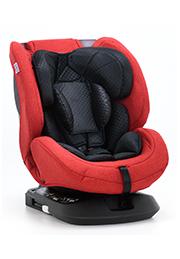 Scaun auto 0-36 kg Glamvers COSMO Isofix Red