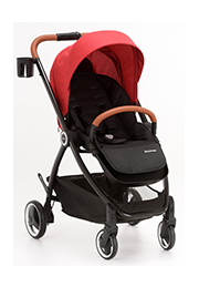 Carucior universal Glamvers PAPPA Red