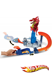 Трек Hot Wheels Атака дракона /DWL04/