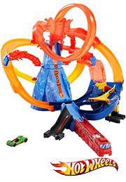 Трек Hot Wheels Вулкан /FTD61/