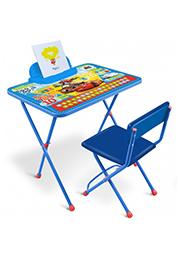 Set birou cu scaunel Disney Cars