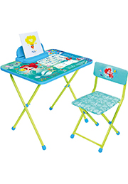 "Set birou cu scaunel Disney ""Ariel"" /837232/"