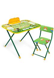 """Set birou cu scaunel """"Primul grader"""" NK-75/2 /839571/"""